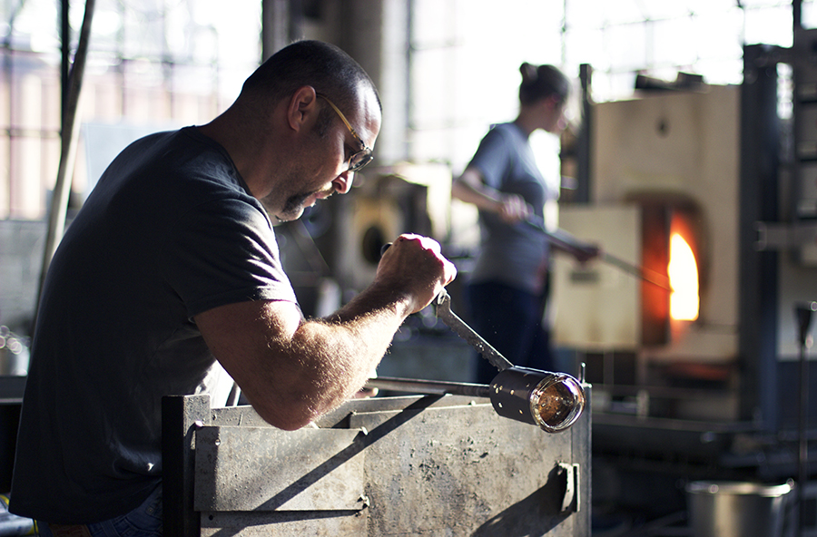 Jason-blowing-glass-copper-blog-7