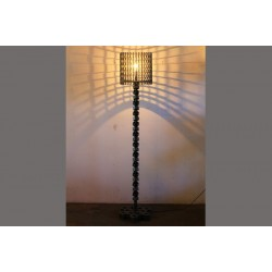 CONVEYOR NUT FLOOR LAMP