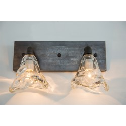 JASON WEIN DOUBLE TULIP SCONCE