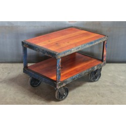 CART - BLUE/ORANGE