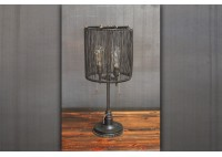 BAILING WIRE SHADE TABLE LAMP