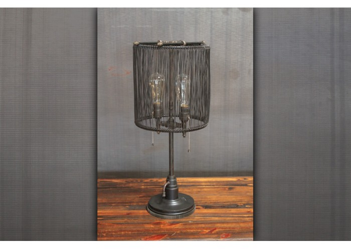 Bailing wire shade table lamp greentooth Images