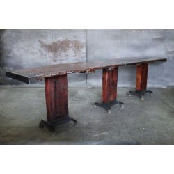 BEECHWOOD BAR HEIGHT TABLE