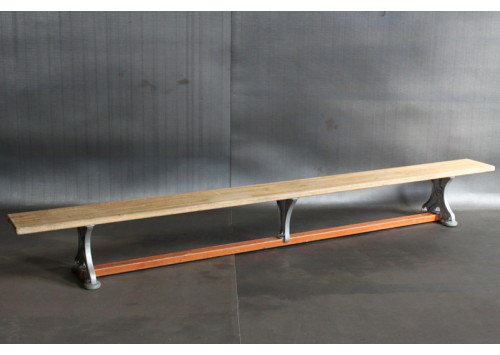 BOWLING ALLEY BENCH -119""