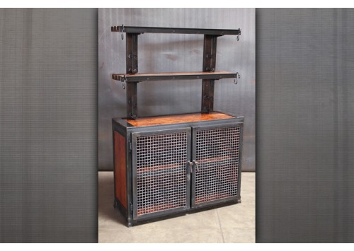 JASON WEIN CABINET WITH SHELVES