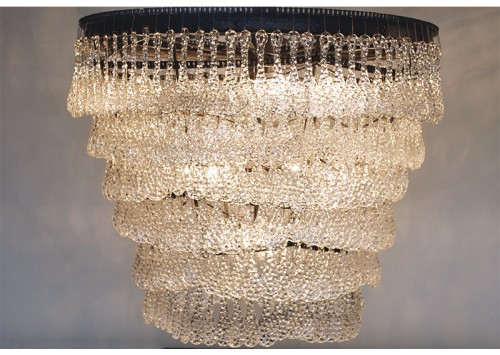 JASON WEIN CASCADING WATER CHANDELIER - 60""