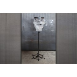 CASCADING FLOOR LAMP