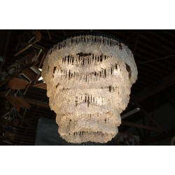 JASON WEIN CASCADING WATER CHANDELIER - 40""