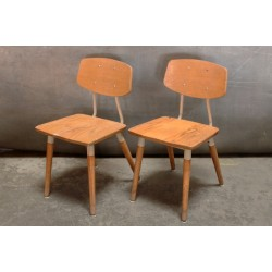 ORIGINAL HILL-RON VINTAGE CHAIRS