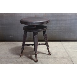 CLAW FOOT PIANO STOOL