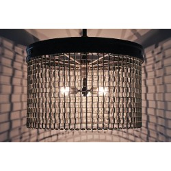 JASON WEIN CONVEYOR CHANDELIER LARGE