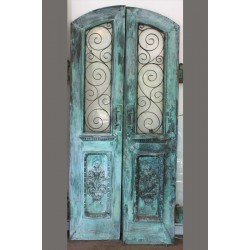 VINTAGE COPPER DOORS