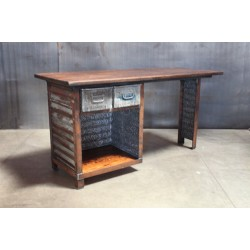 CORRUGATED WORK TABLE