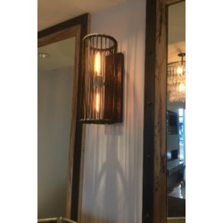 JASON WEIN COOPER RIVER TUBE SCONCE