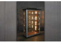 OHIO STATE MEDICAL SCHOOL DISPLAY CABINET