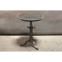 MICROSCOPE BASE - MANHOLE TABLE