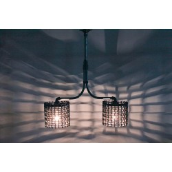 DOUBLE CONVEYOR SCONCE