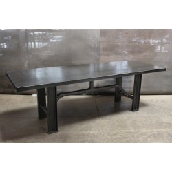ALL METAL TABLE