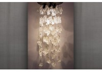 JASON WEIN DROP CRYSTAL CHANDELIER