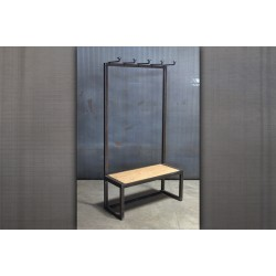 JASON WEIN SCHOOL HOUSE RACK - SMALL W/ BENCH