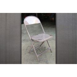 STAR FOLDING METAL CHAIRS