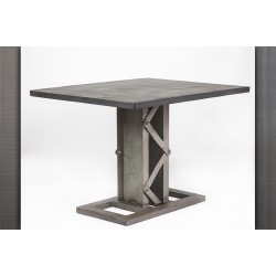 STEEL TRUSS TABLE