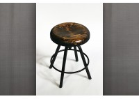 POST PUB STOOL SHORT