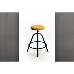 POST PUB STOOL