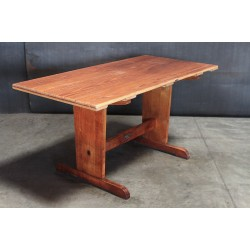 TRANTER WOOD SHOP TABLE
