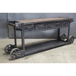 CART CONSOLE