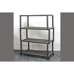 WIRE MESH SHELF