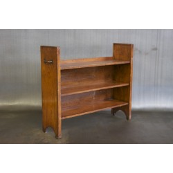 ANTIQUE WOODEN BOOK SHELF
