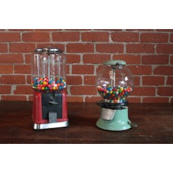 ANTIQUE GUM BALL DISPENSER