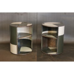 PATCHWORK SIDE TABLES