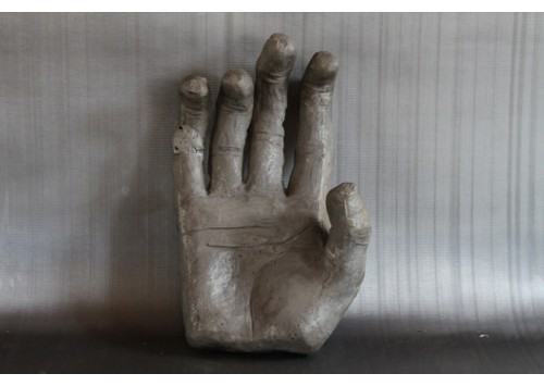 VINTAGE CAST HAND SCULPTURE