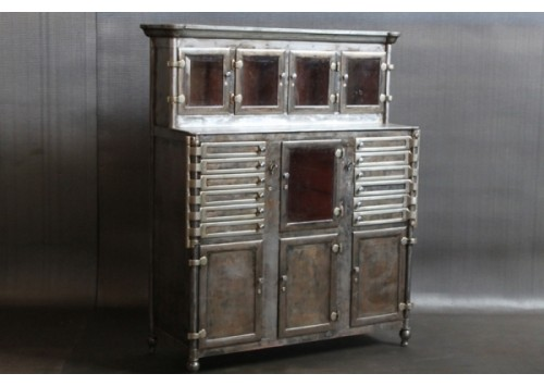ANTIQUE MEDICAL CABINET
