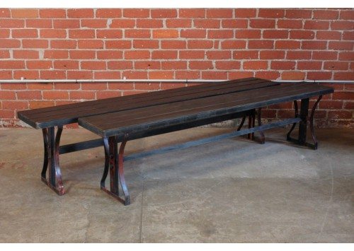 JASON WEIN STEEL BENCH