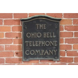 OHIO BELL TELEPHONE COMPANY SIGN
