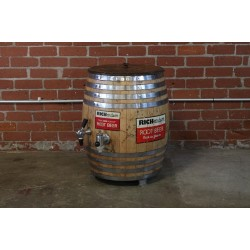 RICHARDSON ROOT BEER KEG