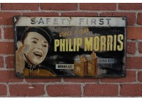 VINTAGE PHILIP MORRIS SIGN