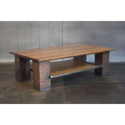JASON WEIN RECLAIMED COFFEE TABLE