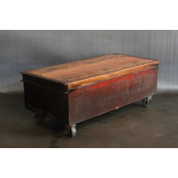 FOUNDRY BIN COFFEE TABLE