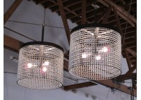 JASON WEIN CONVEYOR CHANDELIER - 22""