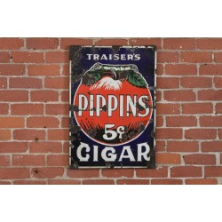 TRAISERS PIPPINS CIGAR SIGN
