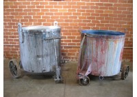 INDUSTRIAL PAINT BUCKETS