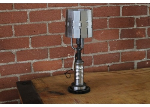 VINTAGE PARTS TABLE LAMP