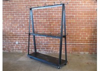 JASON WEIN STEEL CLOTHING RACK
