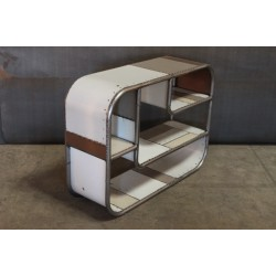 PATCHWORK SHELVES - BROWN