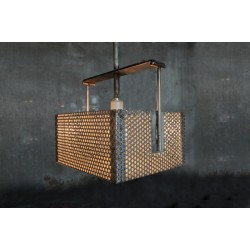 PERFORATED INDUSTRIAL LIGHT
