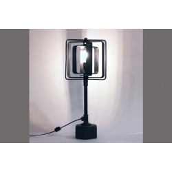 STEEL SQUARES TABLE LIGHT